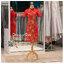 รหัส ชุดกี่เพ้า :KPS081 ชุดกี่เพ้าพร้อมส่ง มีชุดกี่เพ้าคนอ้วน แบบสั้น สีแดง คัตติ้งเป๊ะมาก ใส่ออกงาน ไปงานแต่งงาน ใส่เป็นชุดพิธีกร ชุดเพื่อนเจ้าสาว ชุดถ่ายพรีเวดดิ้ง ชุดยกน้ำชา หรือ ใส่ ชุดกี่เพ้าแต่งงาน สวยมากๆ ค่ะ thumbnail 2