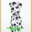 3073เสื้อผ้าคนอ้วน ชุดออกงาน คอวีทรงเอจีบเล็กน้อยแขนกุดดีไซน์เรียบลายดอกดำสวยงามดุจเจ้าหญิง เข้ารูปเอวเนี๊ยบเพิ่มเครื่องประดับหรือกระเป๋าสักชิ้นอัพหรูมีสไตล์ thumbnail 4