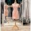 รหัส ชุดราตรีสั้น :BB0942 มีชุดราตรีสวย ชุดไปงานแต่งสั้น เหมาะใส่งานหมั้น งานเช้า หรู พร้อมส่งเยอะสุดในไทย เนื้อผ้าพรีเมี่ยม คัตติ้งเนี๊ยบๆ สีชมพู thumbnail 3