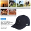 Smatree Hat SmaHat H1 for Gopro Hero 5, 4, Session, 3+, 3, 2, 1 thumbnail 4