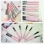 Sweet Pink Hello Kitty Makeup Brush Set ชุดแปรงแต่งหน้า ฮัลโหล คิตตี้ พร้อมกล่อง thumbnail 15