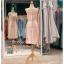 รหัส ชุดราตรี :PFS039 ชุดแซกผ้าลูกไม้งานสวยตกแต่งกริตเตอร์ ชุดราตรีสั้นหรูสีชมพู สวย สง่า ดูดีแบบเจ้าหญิง ใส่เป็นชุดไปงานแต่งงาน งานกาล่าดินเนอร์ งานเลี้ยง งานพรอม งานรับกระบี่ thumbnail 2