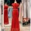 รหัส ชุดราตรียาว : PF023 ชุดราตรียาวสีแดง มีเพรชประดับที่เอว เหมาะใส่เป็นชุดไปงานแต่งาน ชุดเดรสออกงานกลางคืน งานแต่งงาน งานกาล่าดินเนอร์ งานเลี้ยง งานพรอม งานรับกระบี่ thumbnail 2