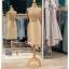รหัส ชุดราตรี :PFS028 ชุดแซกผ้าลูกไม้งานสวยตกแต่งลูกไม้กริตเตอร์ ชุดราตรีสั้นหรูสีทอง สวย สง่า ดูดีแบบเจ้าหญิง ใส่เป็นชุดไปงานแต่งงาน งานกาล่าดินเนอร์ งานเลี้ยง งานพรอม งานรับกระบี่ thumbnail 1