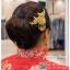 รหัส ปิ่นปักผมจีน : TR048 ขาย ปิ่นปักผมจีน พร้อมส่ง สีทอง เครื่องประดับผมจีน แบบโบราณ เหมาะมากสำหรับใส่ในพิธียกน้ำชา และงานแต่งงานธรรมเนียมจีน thumbnail 4