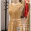 รหัส ชุดราตรี : PFL043 ชุดราตรียาวสกรีนงานเพชรทั้งชุดรูปดอกไม้ แขนกุด เดรสออกงานสวยหรูเซ็กซี่อลังสุดๆ สีทอง ใส่ออกงานบายเนียร์ งานพรอม ไปงานแต่งงานกลางคืน งานเดินพรหมแดง งานกาล่าดินเนอร์ ถ่ายพรีเวดดิ้ง หรือเป็นชุดพิธีกร thumbnail 3