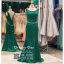 รหัส ชุดราตรียาว :PF011 ชุดแซก ชุดราตรียาวสีเขียวมรกต เหมาะใส่ไปงานแต่งงาน สวยเก๋เหมาะใส่ออกงานกลางคืน งานแต่งงาน thumbnail 1