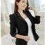 เสื้อสูทแฟชั่น ใส่ทำงาน หรือออกงานพิธีการสวยหรู 5 size/S,M,L,XL,XXL