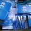 Doraemon mini Brush Set ชุดแปรงแต่งหน้า โดเรม่อน พร้อมกล่อง thumbnail 6
