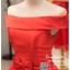 รหัส ชุดราตรีสั้น :BB044 มีชุดราตรีสวย สีแดง ชุดไปงานแต่งสั้น เหมาะใส่งานหมั้น งานเช้า หรู พร้อมส่งเยอะสุดในไทย เนื้อผ้าพรีเมี่ยม คัตติ้งเนี๊ยบๆ thumbnail 3