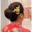 รหัส ปิ่นปักผมจีน : TR048 ขาย ปิ่นปักผมจีน พร้อมส่ง สีทอง เครื่องประดับผมจีน แบบโบราณ เหมาะมากสำหรับใส่ในพิธียกน้ำชา และงานแต่งงานธรรมเนียมจีน thumbnail 1