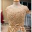 รหัส ชุดราตรีราตรีคนอ้วน : PF148 ชุดราตรียาวสีทอง แขนล้ำ ผ้าลูกไม้ซีทรูหน้าหลัง กระโปรงผ้าเครปซาติน สวยแบบเจ้าหญิง ดูดีแบบนางฟ้า ใส่ออกงาน ไปงานแต่งงาน งานเลี้ยง งานประกวด งานรับรางวัล งานกาล่าดินเนอร์ งานพรอม งานบายเนียร์ งานเดินพรหมแดง ปังมาก thumbnail 3
