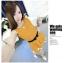 ชุดกางเกงสไตล์เกาหลี ระบายซับชีฟอง น่ารักฝุดๆเลยน้า มี 4สีค่ะ thumbnail 1