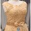 รหัส ชุดแม่เจ้าสาวอ้วน :PFL005 ชุดแม่เจ้าสาว ชุดแม่เจ้าบ่าว ชุดราตรียาวคนอ้วน เหมาะสำหรับงานแต่งงาน งานกลางคืน กาล่าดินเนอร์ แขนกุด thumbnail 3
