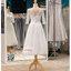 รหัส ชุดราตรีสั้น :BB134 มีชุดราตรีสวย สีขาว สั้น เหมาะใส่งานหมั้น งานเช้า หรู พร้อมส่งเยอะสุดในไทย เนื้อผ้าพรีเมี่ยม คัตติ้งเนี๊ยบๆ แขนยาว thumbnail 2