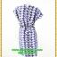 2986เสื้อผ้าคนอ้วน ชุดทำงานลายหมวกสไตล์แขนล้ำสวยมั่นใจแบบสาวอวบโมเดิร์นล้ำ ลายหมวกสุดคลาสสิคได้ทุกงาน thumbnail 4