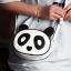กระเป๋าแฟชั่นสะพายข้าง ลายหน้าหมีแพนด้าสุดน่ารัก-B020 thumbnail 1