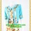 2755เสื้อผ้าคนอ้วน เสื้อผ้าแฟชั่นคอกลมตัวในมีตัวนอกคลุมทับลายกราฟฟิคสไตล์หวานเรียบร้อยสุภาพเป็นทางการ thumbnail 3