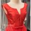 รหัส ชุดราตรีสั้น :BB046 มีชุดราตรีสวย สีแดง ชุดไปงานแต่งสั้น เหมาะใส่งานหมั้น งานเช้า หรู พร้อมส่งเยอะสุดในไทย เนื้อผ้าพรีเมี่ยม คัตติ้งเนี๊ยบๆ thumbnail 3