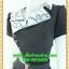 1820ชุดเดรสทำงาน เสื้อผ้าคนอ้วน แต่งกระดุมเรียงสีดำแต่งปกลายวินเทจ กุ๊นขาวเฉียงแต่งหรูดูสุภาพในมาดเนี๊ยบเปรี้ยวมั่นใจในชุดเข้ารูปทรงสวย thumbnail 3
