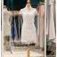 รหัส ชุดกี่เพ้า :KPS068 ชุดกี่เพ้าพร้อมส่ง มีชุดกี่เพ้าคนอ้วน แบบสั้น สีขาว ผ้าลูกไม้ คัตติ้งเป๊ะมาก ใส่ออกงาน ไปงานแต่งงาน ใส่เป็นชุดพิธีกร ชุดเพื่อนเจ้าสาว ชุดถ่ายพรีเวดดิ้ง ชุดยกน้ำชา หรือ ใส่ ชุดกี่เพ้าแต่งงาน สวยมากๆ ค่ะ thumbnail 1