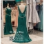 รหัส ชุดราตรียาว :PF011 ชุดแซก ชุดราตรียาวสีเขียวมรกต เหมาะใส่ไปงานแต่งงาน สวยเก๋เหมาะใส่ออกงานกลางคืน งานแต่งงาน thumbnail 2