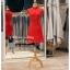 รหัส ชุดกี่เพ้า :KPS060 ชุดกี่เพ้าพร้อมส่ง มีชุดกี่เพ้าคนอ้วน แบบสั้น สีแดง คัตติ้งเป๊ะมาก ใส่ออกงาน ไปงานแต่งงาน ใส่เป็นชุดพิธีกร ชุดเพื่อนเจ้าสาว ชุดถ่ายพรีเวดดิ้ง ชุดยกน้ำชา หรือ ใส่ ชุดกี่เพ้าแต่งงาน สวยมากๆ ค่ะ thumbnail 3