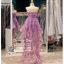 รหัส ชุดราตรีสั้น : PF013A ชุดราตรียาว เดรสออกงาน ชุดไปงานแต่งงาน ชุดแซก สีม่วง หน้าสั้นหลังยาวสวยๆ หมาะสำหรับงานแต่งงาน งานกลางคืน กาล่าดินเนอร์ thumbnail 2