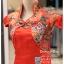 รหัส ชุดกี่เพ้า :KPS052 ชุดกี่เพ้าพร้อมส่ง มีชุดกี่เพ้าคนอ้วน แบบสั้น สีแดง คัตติ้งเป๊ะมาก ใส่ออกงาน ไปงานแต่งงาน ใส่เป็นชุดพิธีกร ชุดเพื่อนเจ้าสาว ชุดถ่ายพรีเวดดิ้ง ชุดยกน้ำชา หรือ ใส่ ชุดกี่เพ้าแต่งงาน สวยมากๆ ค่ะ thumbnail 4