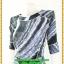 2897เสื้อผ้าคนอ้วน ชุดแซกทำงานผ้าวาเลนติโน่สไตล์เรียบหรูผู้ดีเล่นลายกราฟฟิคเพิ่มเชฟไหล่และเอวทรงนาฬิกาทราย thumbnail 3