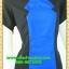 2850ชุดแซกทำงาน เสื้อผ้าคนอ้วนคอกลมแต่งแถบสีน้ำเงินเพิ่มเชพให้ดูดี360องศา สไตล์ทูโทนคลาสสิคสวมใส่ทำงานลุคเรียบง่ายสุดเนี๊ยบ thumbnail 2