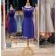 รหัส ชุดราตรี : PFS039 ชุดแซกผ้าลูกไม้งานสวยตกแต่งกริตเตอร์ ชุดราตรีสั้นหรูสีน้าเงิน สวย สง่า ดูดีแบบเจ้าหญิง ใส่เป็นชุดไปงานแต่งงาน งานกาล่าดินเนอร์ งานเลี้ยง งานพรอม งานรับกระบี่ thumbnail 1