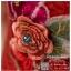 รหัส ชุดกี่เพ้า : KPL029 ชุดกี่เพ้าประยุกต์ตกแต่งกริตเตอร์อย่างสวยงาม แบบยาว ชุกกี่เพ้าสวยๆ เข้ารูปปักรูปดอกไม้ แขนกุด กุ๊นผ้าสีทองที่แขนและคอ สวยหรู เหมาะใส่งานแต่งงงาน ตรุษจีน thumbnail 4