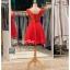 รหัส ชุดราตรีสั้น :BB046 มีชุดราตรีสวย สีแดง ชุดไปงานแต่งสั้น เหมาะใส่งานหมั้น งานเช้า หรู พร้อมส่งเยอะสุดในไทย เนื้อผ้าพรีเมี่ยม คัตติ้งเนี๊ยบๆ thumbnail 2