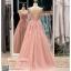รหัส ชุดไปงานแต่ง :PF074 ชุดราตรียาว แขนกุด สีชมพูกลีบบัว สวย สง่า ดูดีแบบเจ้าหญิง ใส่ไปงานแต่งงาน งานกาล่าดินเนอร์ งานเลี้ยง งานพรอม งานรับกระบี่ thumbnail 2
