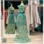 รหัส ชุดราตรียาว : PF005 ชุดราตรีไปงานแต่งงานสกรีนเพชร สีเขียว ชุดแซกสุดหรูประดับโบว์ที่เอว เหมาะสำหรับเป็นชุดออกงาน ชุดไปงานแต่ง งานกลางคืน กาล่าดินเนอร์ thumbnail 2