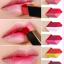 novo Double color Lipstick ลิปสติก Two Tone เนื้อครีมเนียนละเอียด ไล่ระดับโทนสี สวยสไตล์เกาหลี thumbnail 8