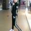 ชุดออกกำลังกายผู้หญิงสีดำ สไตล์แบรนด์ มี 5 ไซส์ S/M/L/XL/2XL รหัส 1728