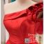 รหัส ชุดราตรีสั้น :BB047 มีชุดราตรีสวย สีแดง ชุดไปงานแต่งสั้น เหมาะใส่งานหมั้น งานเช้า หรู พร้อมส่งเยอะสุดในไทย เนื้อผ้าพรีเมี่ยม คัตติ้งเนี๊ยบๆ ไหล่เดียว thumbnail 4