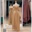 รหัส ชุดราตรี :PF088 ชุดราตรียาว สีทอง ดีเทลเพชรทั้งชุด สวยหรูสง่าดูดีมากๆ จะใส่ไปงานแต่งงาน งานเลี้ยง งานประกวด งานรับรางวัล งานกาล่าดินเนอร์ งานพรอม งานบายเนียร์ หรือเป็นชุดเพื่อนเจ้าสาว สวยหรู ดูดีสุดๆ thumbnail 2