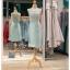 รหัส ชุดราตรี :PFS039 ชุดแซกผ้าลูกไม้งานสวยตกแต่งกริตเตอร์ ชุดราตรีสั้นหรูสีฟ้า สวย สง่า ดูดีแบบเจ้าหญิง ใส่เป็นชุดไปงานแต่งงาน งานกาล่าดินเนอร์ งานเลี้ยง งานพรอม งานรับกระบี่ thumbnail 1