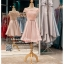 รหัส ชุดราตรี :PF092 ชุดแซก ชุดราตรีสั้น หรู สีชมพู ไหล่ปาด สวย สง่า ดูดีแบบเจ้าหญิง ใส่ไปงานแต่งงาน งานกาล่าดินเนอร์ งานเลี้ยง งานพรอม งานรับกระบี่ thumbnail 1