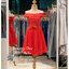 รหัส ชุดราตรีสั้น :BB044 มีชุดราตรีสวย สีแดง ชุดไปงานแต่งสั้น เหมาะใส่งานหมั้น งานเช้า หรู พร้อมส่งเยอะสุดในไทย เนื้อผ้าพรีเมี่ยม คัตติ้งเนี๊ยบๆ thumbnail 1