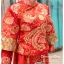 รหัส ชุดกี่เพ้า :KPL021 ชุดกี่เพ้าประยุกต์สำหรับเป็นชุดกี่เพ้าแต่งงานสวยๆ พร้อมส่ง แบบยาว ผ้าไหมทอเนื้อดีแขนยาว งานปักมือสุดเนี๊ยบ ใส่เป็นชุดพิธียกน้ำชา ชุดส่งตัวเจ้าสาว ชุดถ่ายพรีเวดดิ้งหรือชุดแต่งงานตามธรรมเนียมจีนโบราณสวยหรู สง่า คุณภาพระดับห้องเสื้อ thumbnail 4