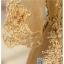 รหัส ชุดราตรี : PFL037 ชุดราตรียาวมีแขนตกแต่งด้วยลูกไม้งานสวย ชุดแซกซีทรูประดับกริตเตอร์อย่างสวยงาม ชุดไปงานแต่งสีทองผ้าเครป เรียบหรู เหมาะสำหรับงานแต่งงาน งานกลางคืน กาล่าดินเนอร์ ชุดออกงาน thumbnail 4