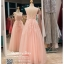 รหัส ชุดไปงานแต่ง :PF146 ชุดราตรียาว แขนกุด สีชมพู สวย สง่า ดูดีแบบเจ้าหญิง ใส่ไปงานแต่งงาน งานกาล่าดินเนอร์ งานเลี้ยง งานพรอม งานรับกระบี่ thumbnail 2