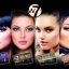 W7 Eyeshadow Palette ดับเบิ้ลยูเซเว่น อายแชร์โดว์ พาเลท thumbnail 2