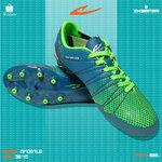 รองเท้าฟุตบอล EEPRO EF1007LG เขียวฟ้า