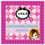 LELA Common Baby White BB SPF 50 PA+++ Natural