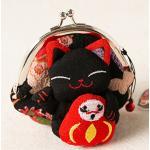 กระเป๋าแมวเนโกะสีดำ